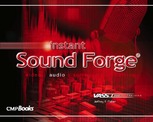 Instant Sound Forge (Paperback) book cover