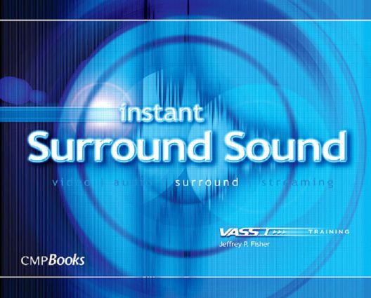 Instant Surround Sound (Paperback) book cover