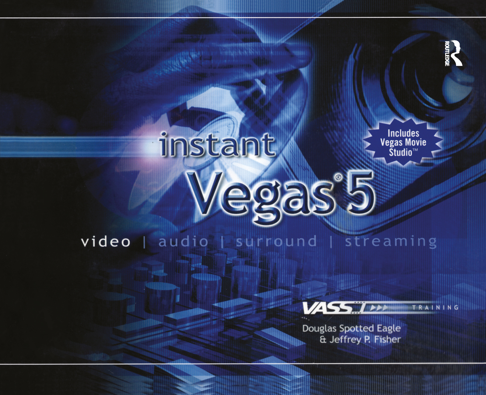 Instant Vegas 5: 1st Edition (Paperback) book cover