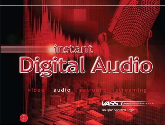 Instant Digital Audio: VASST Instant Series book cover