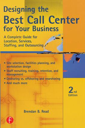 Designing the Best Call Center for Your Business: 2nd Edition (Paperback) book cover