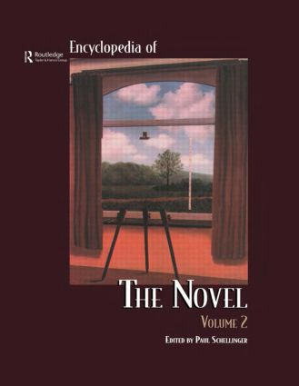 Encyclopedia of the Novel: 1st Edition (Hardback) book cover