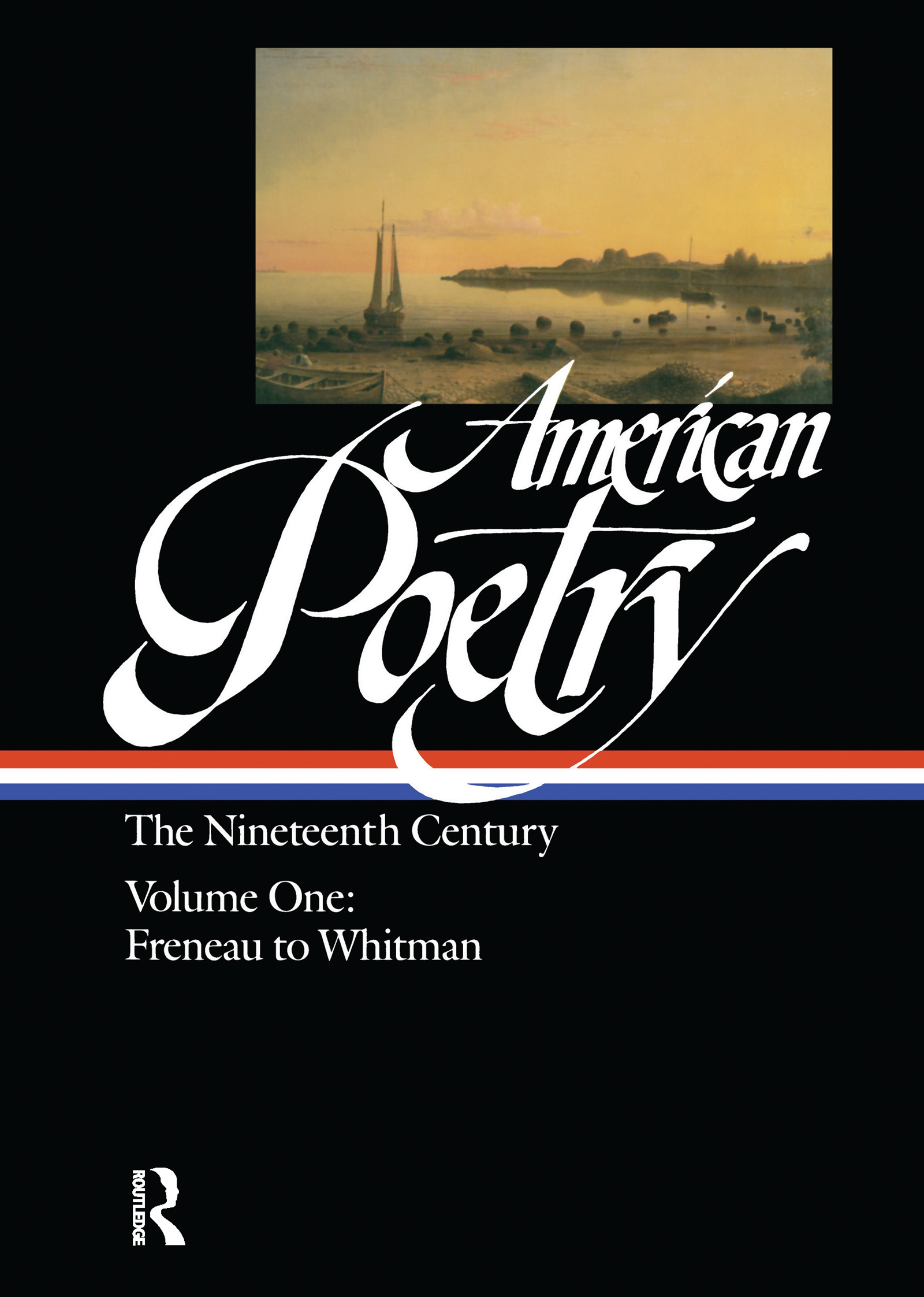 American Poetry 19th Century 2 book cover