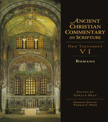 Romans: 1st Edition (Hardback) book cover