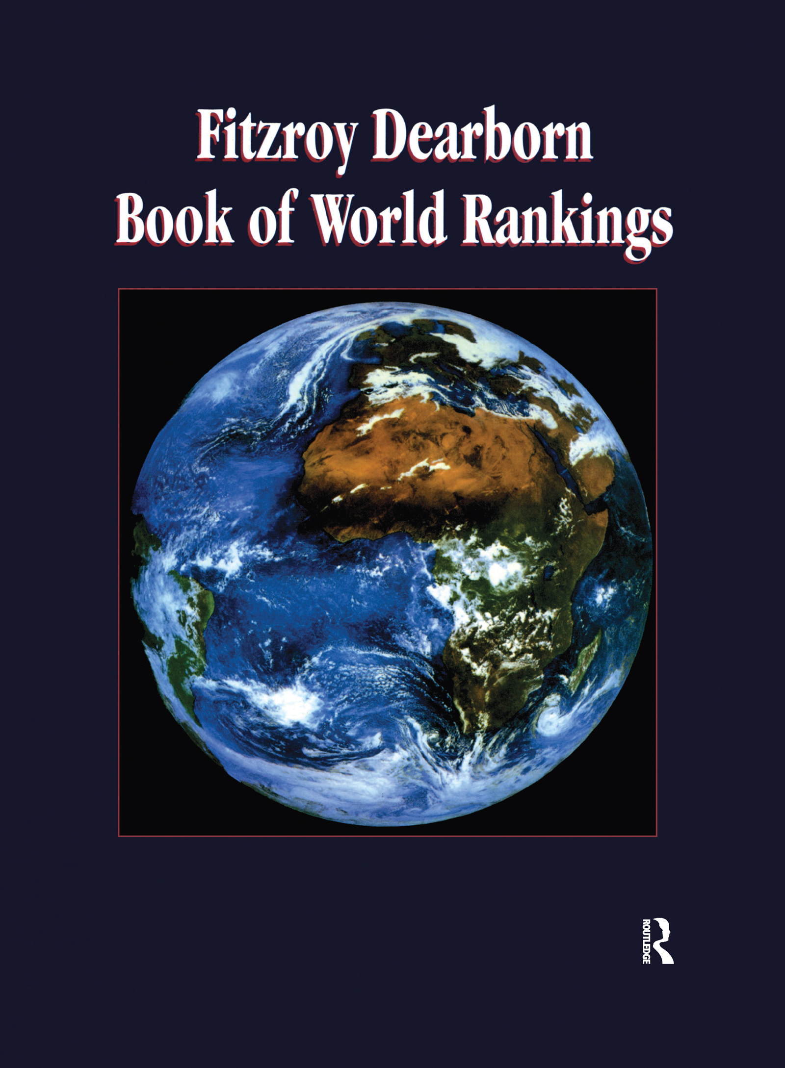 Fitzroy Dearborn Book of World Rankings book cover