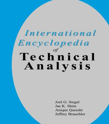 International Encyclopedia of Technical Analysis book cover