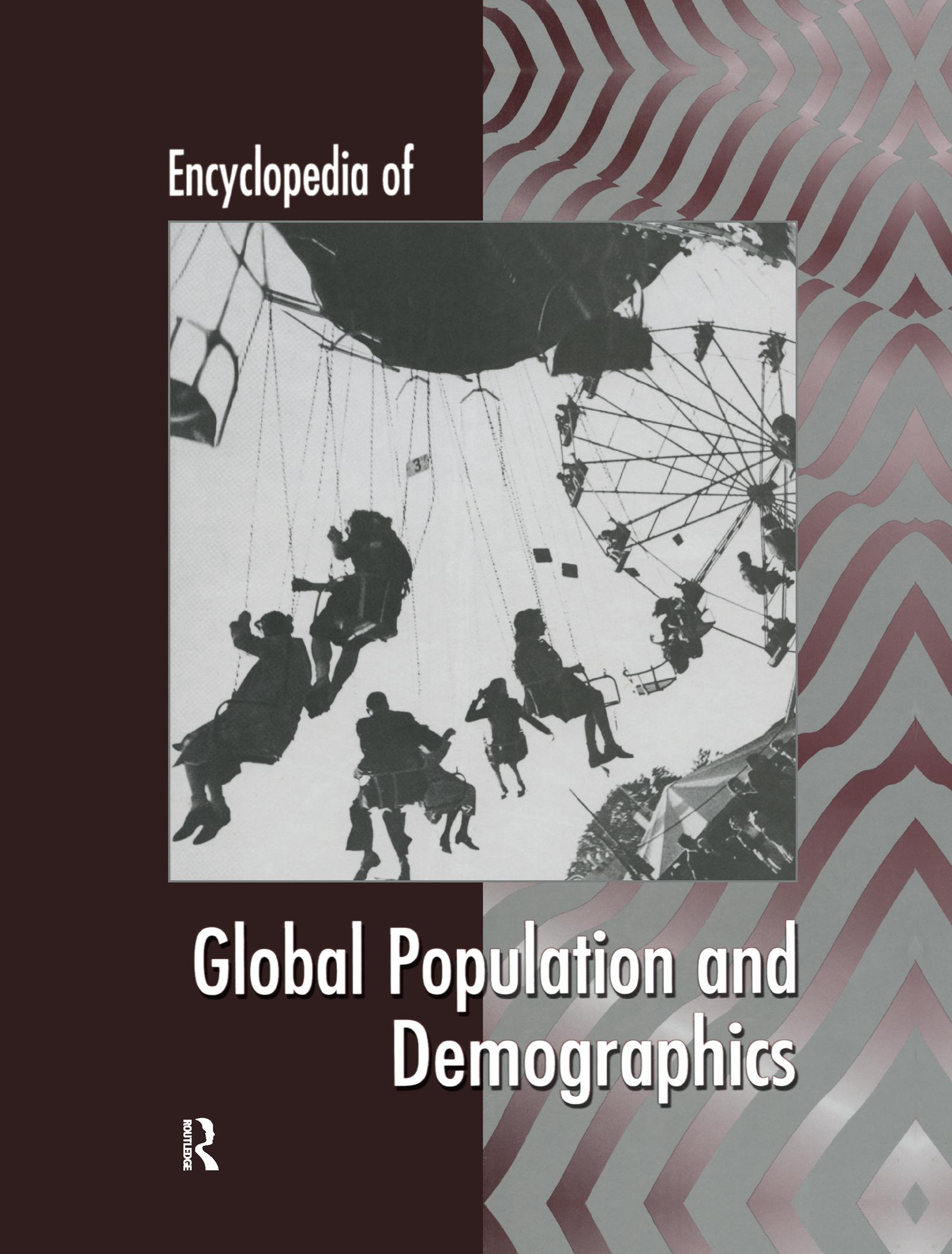Encyclopedia of Global Population and Demographics: 1st Edition (Hardback) book cover