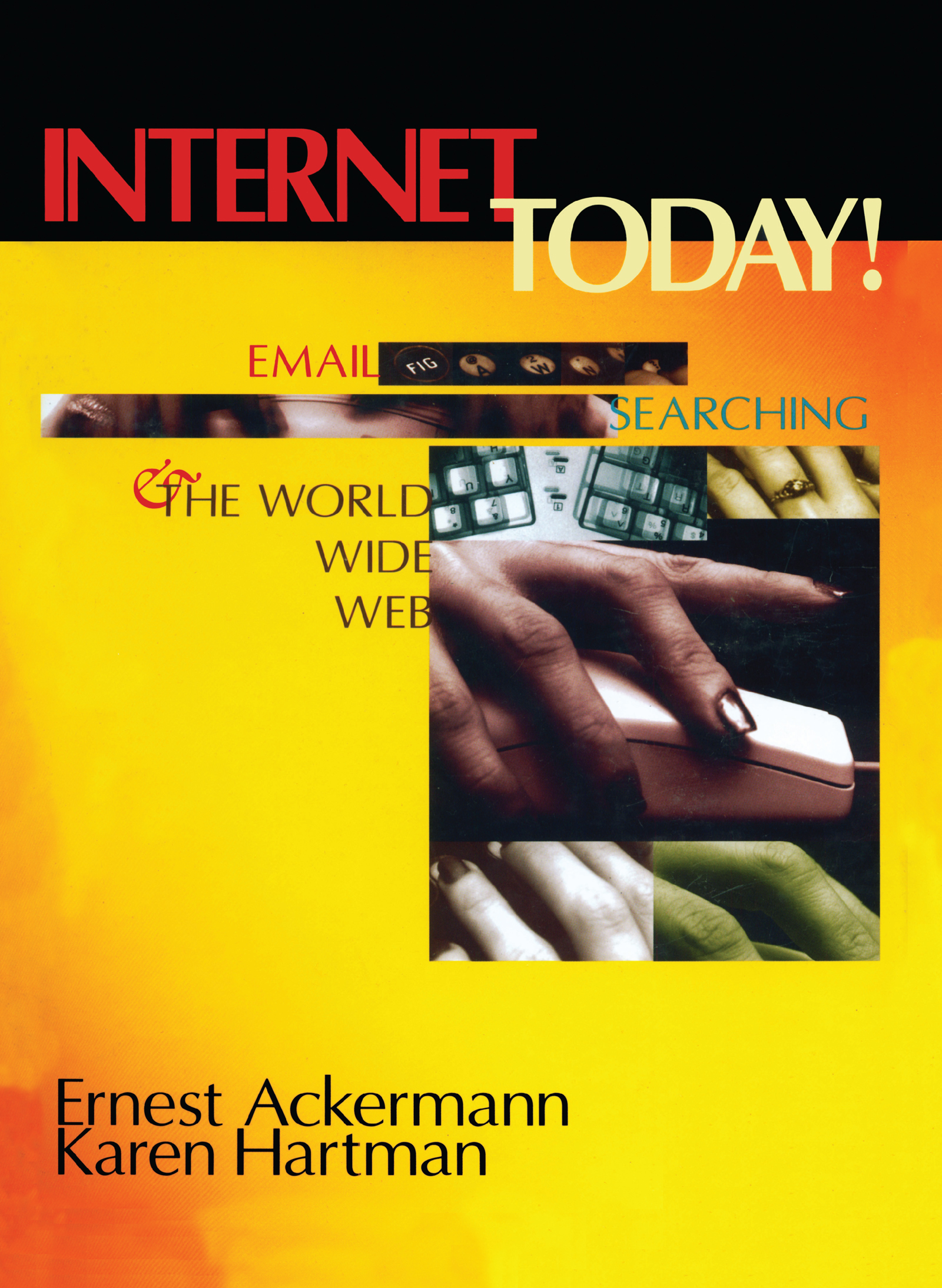 Internet Today! book cover