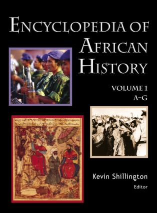Encyclopedia of African History 3-Volume Set
