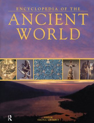 Encyclopedia of the Ancient World: 1st Edition (Hardback) book cover