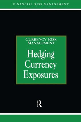 Hedging Currency Exposure book cover