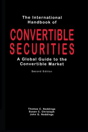 International Handbook of Convertible Securities: 2nd Edition (Hardback) book cover
