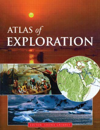 Atlas of Exploration: 1st Edition (Hardback) book cover