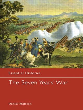 The Seven Years' War: 1st Edition (Hardback) book cover