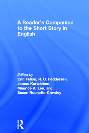 A Reader's Companion to the Short Story in English: 1st Edition (Hardback) book cover