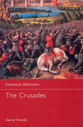 The Crusades: Islamic Perspectives, 1st Edition (Paperback) book cover
