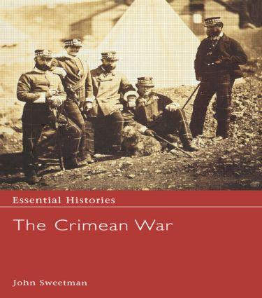 Crimean War: 1st Edition (Hardback) book cover