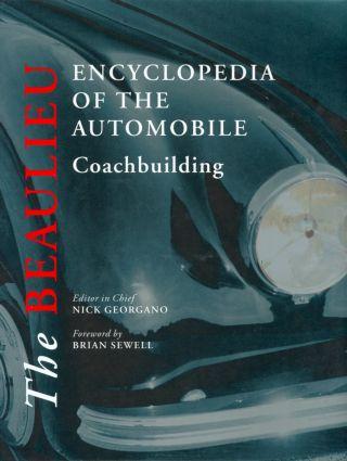 The Beaulieu Encyclopedia of the Automobile: Coachbuilding book cover