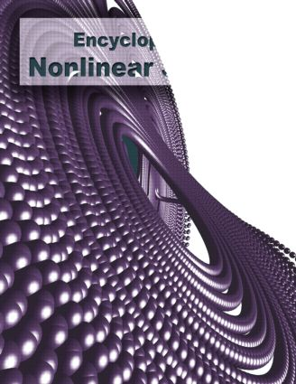 Encyclopedia of Nonlinear Science: 1st Edition (Hardback) book cover