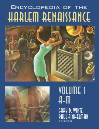 Encyclopedia of the Harlem Renaissance: 1st Edition (Paperback) book cover