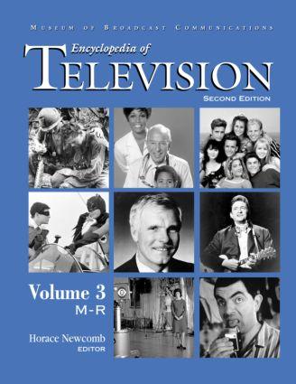 Tv Vol 3: 1st Edition (Hardback) book cover