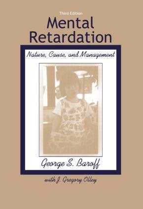 Psychiatrie Disorders in Mental Retardation