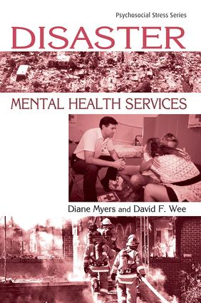 Disaster Mental Health Services: A Primer for Practitioners book cover