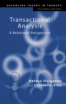 Transactional Analysis: A Relational Perspective book cover