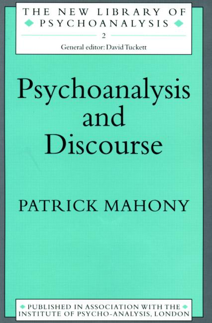Psychoanalysis and Discourse (Paperback) book cover