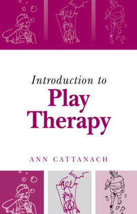 Introduction to Play Therapy (Paperback) book cover