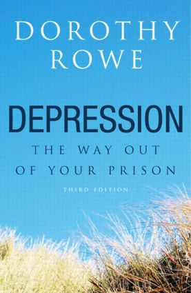 Depression: The Way Out of Your Prison, 3rd Edition (Paperback) book cover