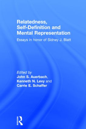 Relatedness, Self-Definition and Mental Representation