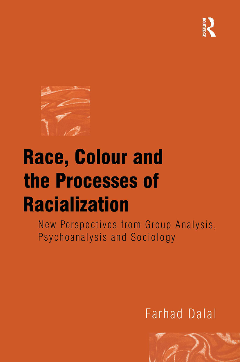 Race, Colour and the Processes of Racialization