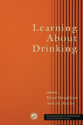Learning About Drinking book cover