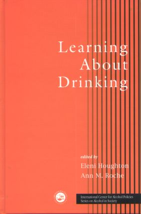 Learning About Drinking (Hardback) book cover