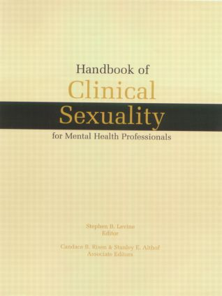 Handbook of Clinical Sexuality for Mental Health Professionals (e-Book) book cover