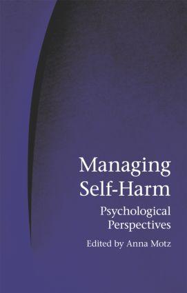 Managing Self-Harm