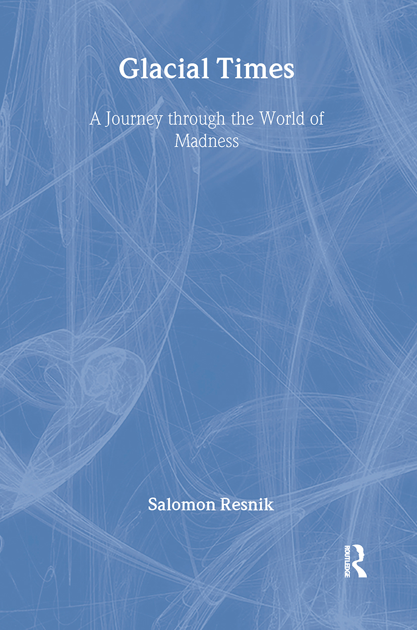 Glacial Times: A Journey through the World of Madness book cover
