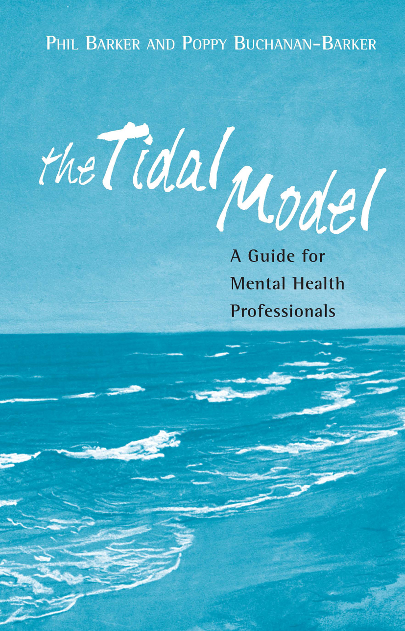 The Tidal Model: A Guide for Mental Health Professionals, 1st Edition (Paperback) book cover