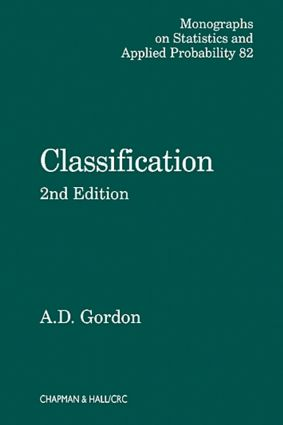 Classification: 2nd Edition (Hardback) book cover