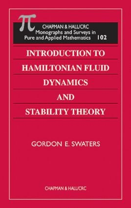 Introduction to Hamiltonian Fluid Dynamics and Stability Theory book cover