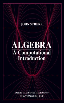 Algebra: A Computational Introduction book cover