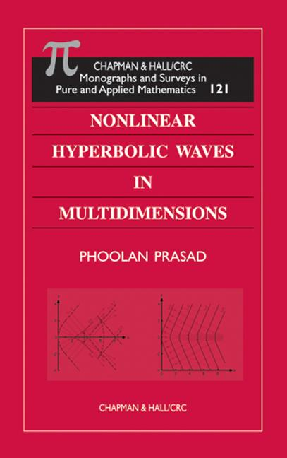 Nonlinear Hyperbolic Waves in Multidimensions: 1st Edition (Hardback) book cover