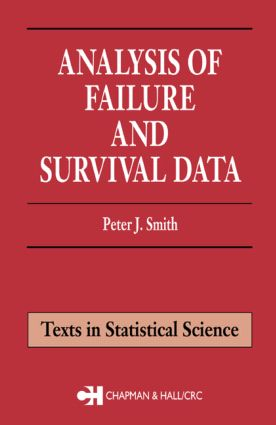 Analysis of Failure and Survival Data (Paperback) book cover