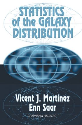 Statistics of the Galaxy Distribution: 1st Edition (Hardback) book cover