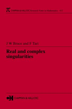 Real and Complex Singularities: 1st Edition (Paperback) book cover