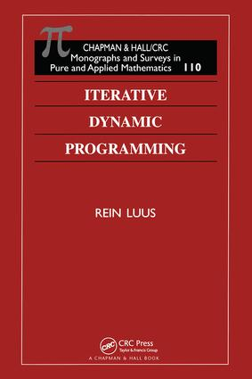 Iterative Dynamic Programming book cover