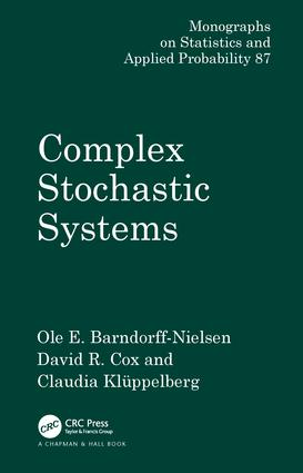 Complex Stochastic Systems: 1st Edition (Hardback) book cover