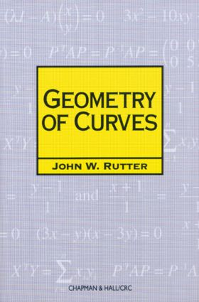 Geometry of Curves: 1st Edition (Paperback) book cover