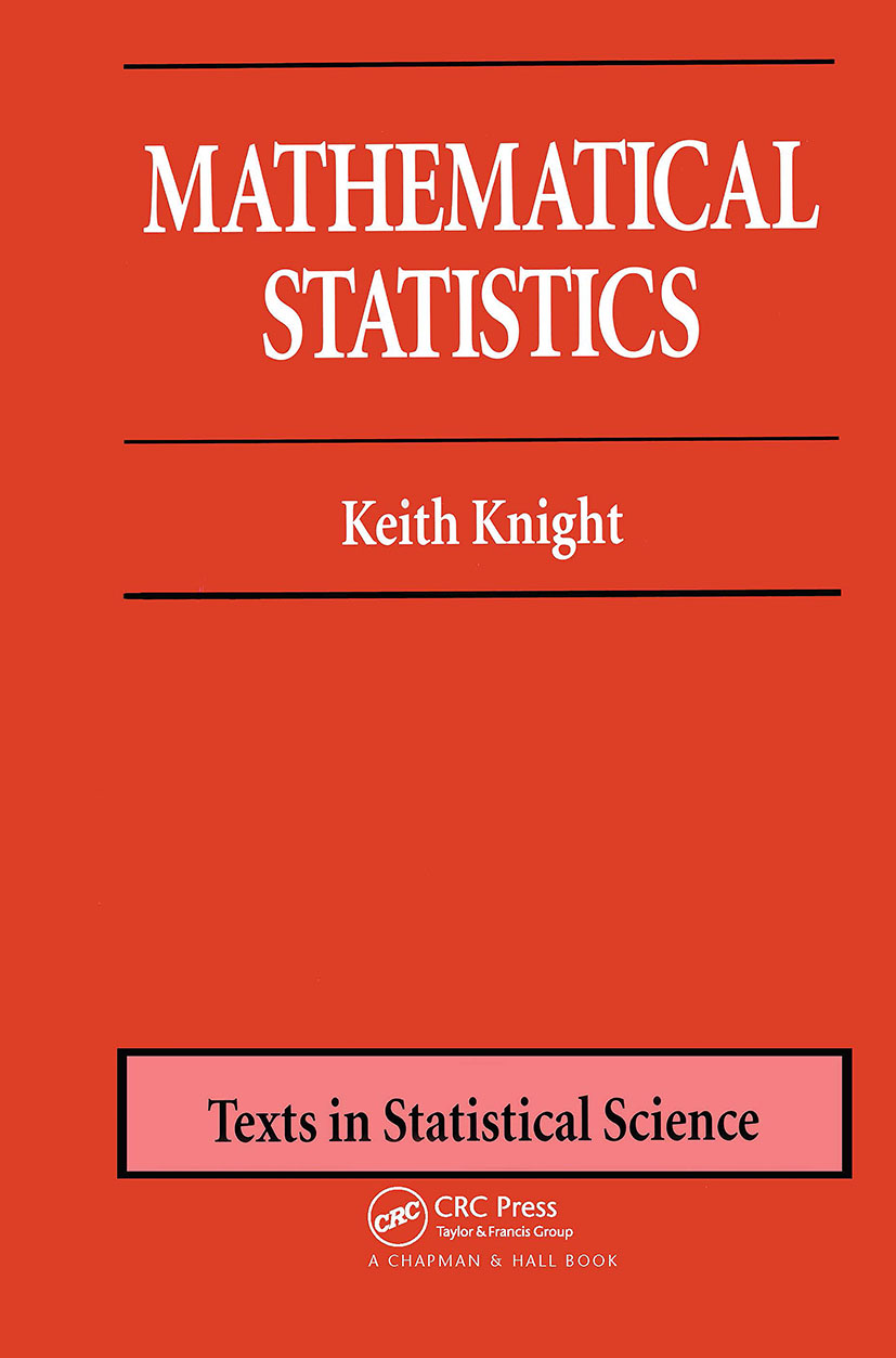 Mathematical Statistics: 1st Edition (Hardback) book cover